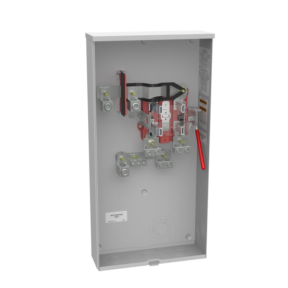 Milbank U1797 O K3l K2l Meter Socket Ebay